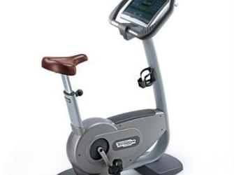 Technogym hometrainer Bike Excite 700 met LCD TV gebruikt