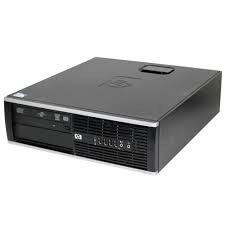 HP 8200 Elite SFF QC i7-2600 3.4GHz / 4GB/ DVD / W