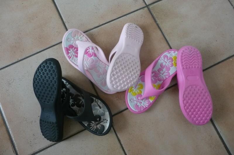 E 2,50 -> Slippers met comfortabel voetbed, maat 40