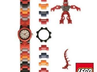 kinderhorloges van Lego