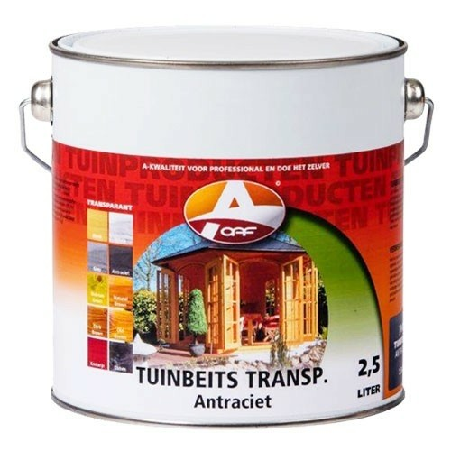 OAF Tuinbeits Transparant Dark Brown (donkerbruin) 750 ml