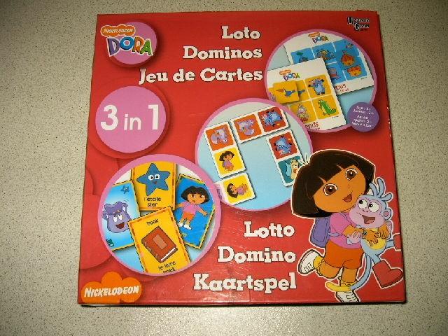 Dora 3 in 1.
