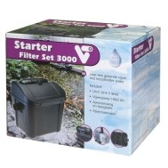 Vijverfilter AKTIE Starterfilterset 3000 nu 99.-