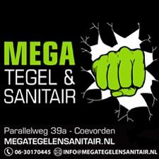 Mega Tegel & Sanitair Coevorden Hardenberg