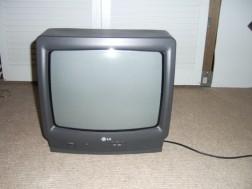 draagbare tv
