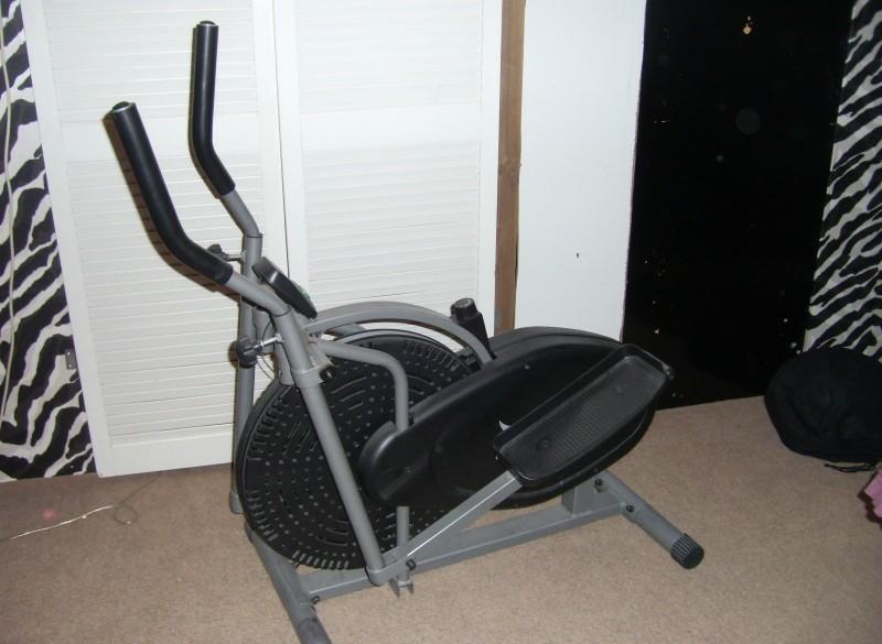 zo goed als nieuw fitness apparaat