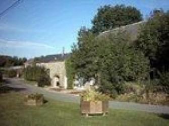 BA007*20p. schiterend gelegen huisje in La Roche