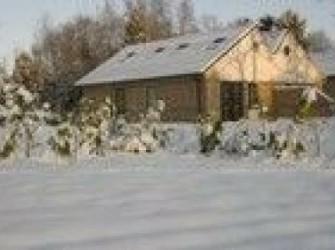 DG260*12p. huisje met internet in Gees