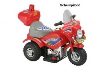 Kleine Motor 6V ***NIEUW*** Kleur:Rood