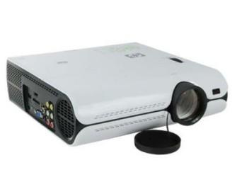 MULTIMEDIA BEAMER (Incl DVD/USB/GAMES/HDMI)