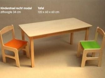 KPW stoeltjes en tafeltjes van topkwaliteit