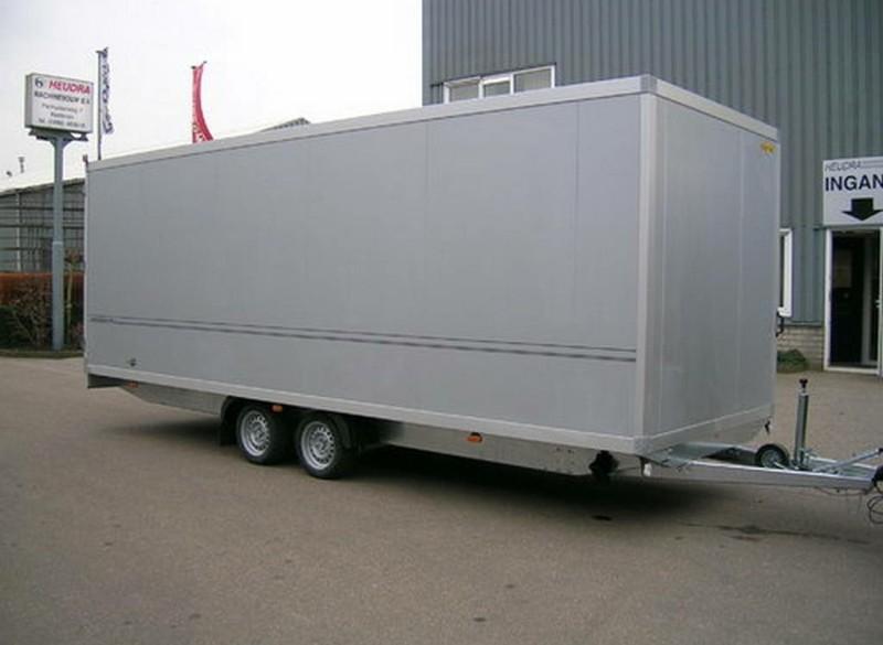 Proline bloemenwagen 501x201x200cm