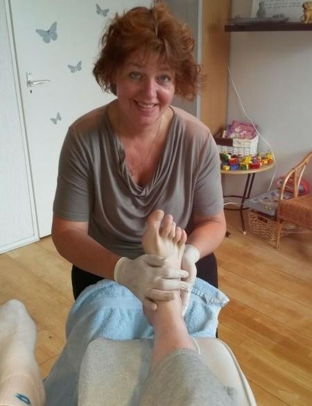 Nieuw bij Pedicuresalon Mabel nu ook de Dorn-Methode