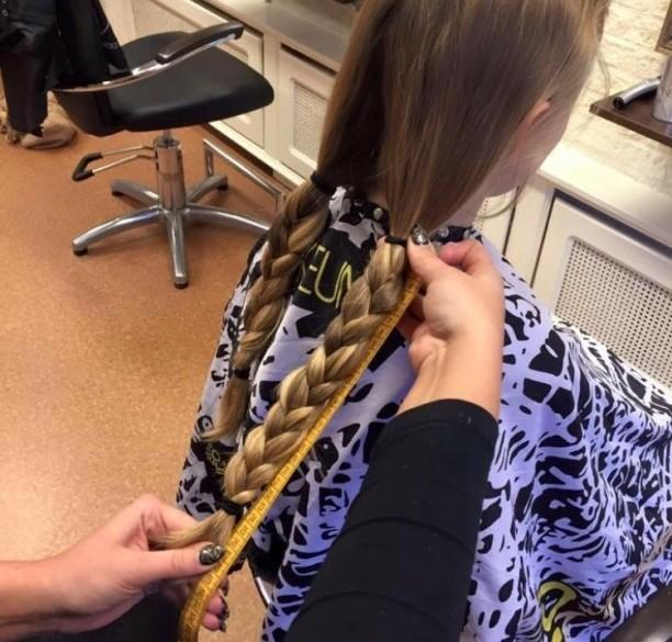 Haar doneren aan Haarwensen? @Sonja's Haarmode!