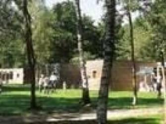 DG165*12p. bungalow midden in de natuur
