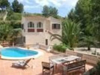 SP003*4p. villa aan de Costa Blanca