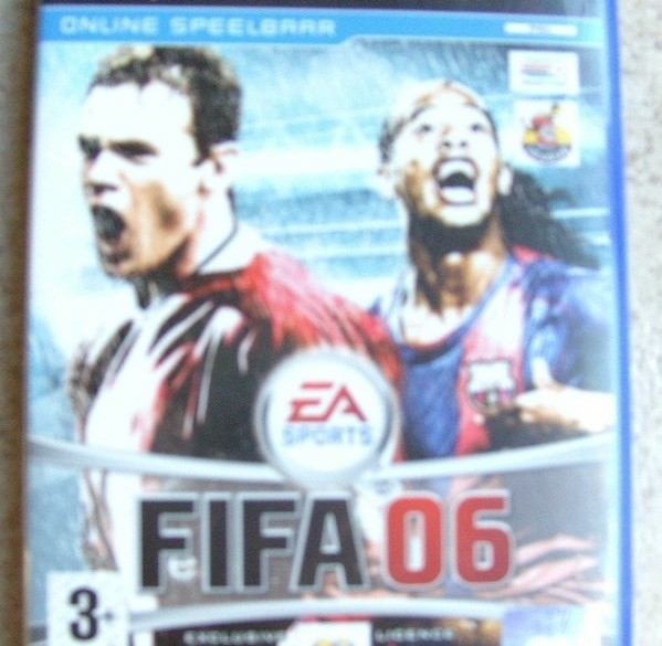 Playstation 2 Spel FIFA 06