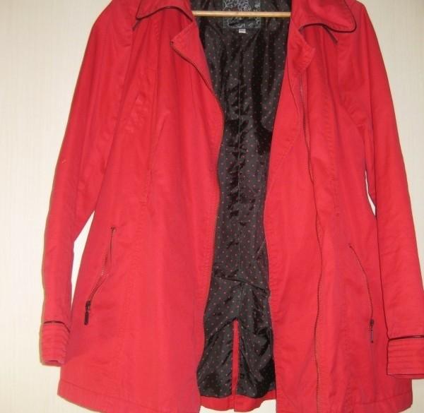 Rode zomerjas mt L