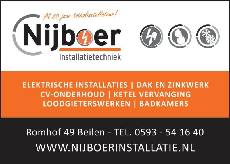 Elektrotechniek loodgieterswerk Nijboer Installatietechniek
