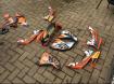 Originele KTM kappen en onderdelen