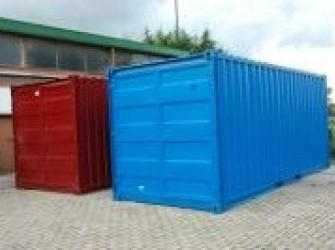 mooie strakke combi-container