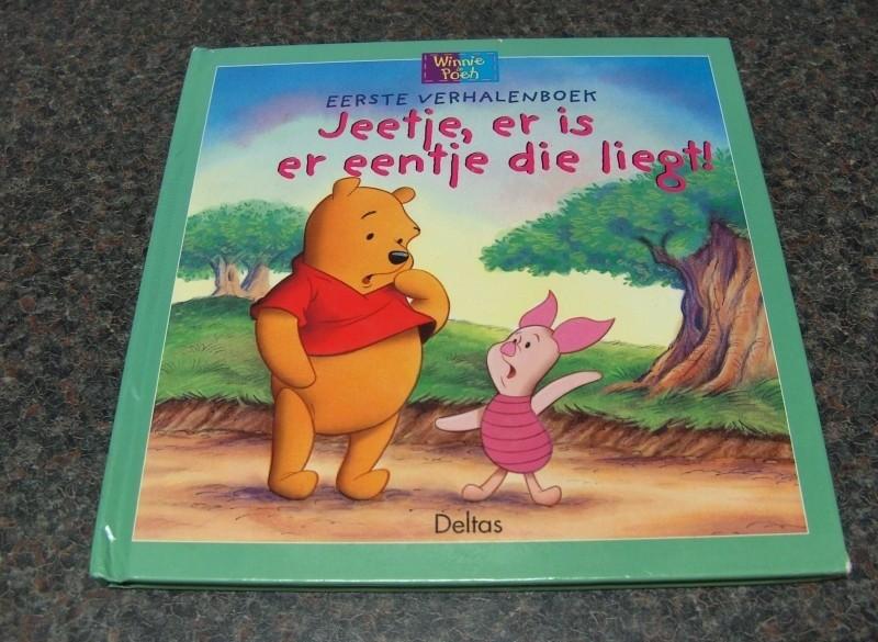 Boek Winnie the Poeh - Jeetje er is er eentje die liegt