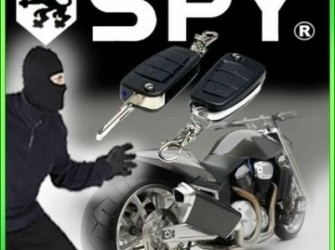 Alarm Brommer SPY