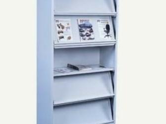 Folderkast - Katalogus kasten 195x100 cm