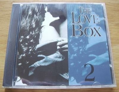 "Te koop de originele CD ""The Love Box 2"" van Arcade."