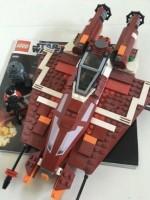 Lego Starwars 9497 vliegtuig