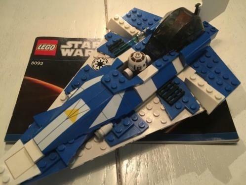 Lego Starwars 8093 vliegtuig