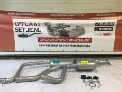 Complete uitlaat Ford Mondeo Station Set2243