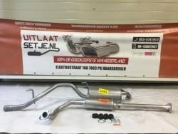 Complete Uitlaat Honda HR-V 3drs Set2245
