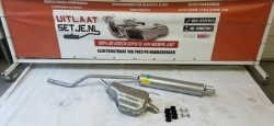 Complete uitlaat Opel Astra H 1.6 station Set2258