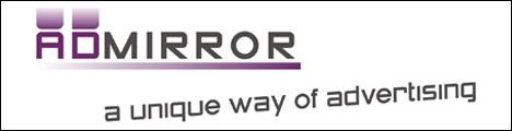 Klik hier voor de website van Admirror