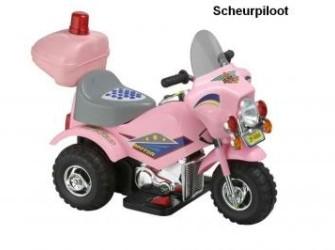 Kleine Motor 6V ***NIEUW*** Kleur:Roze