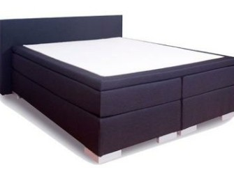 Boxspring Class Hoofdbord Pocketvering Matras Nasa