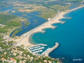 Te huur mobilhome aan de Middellandse Zee