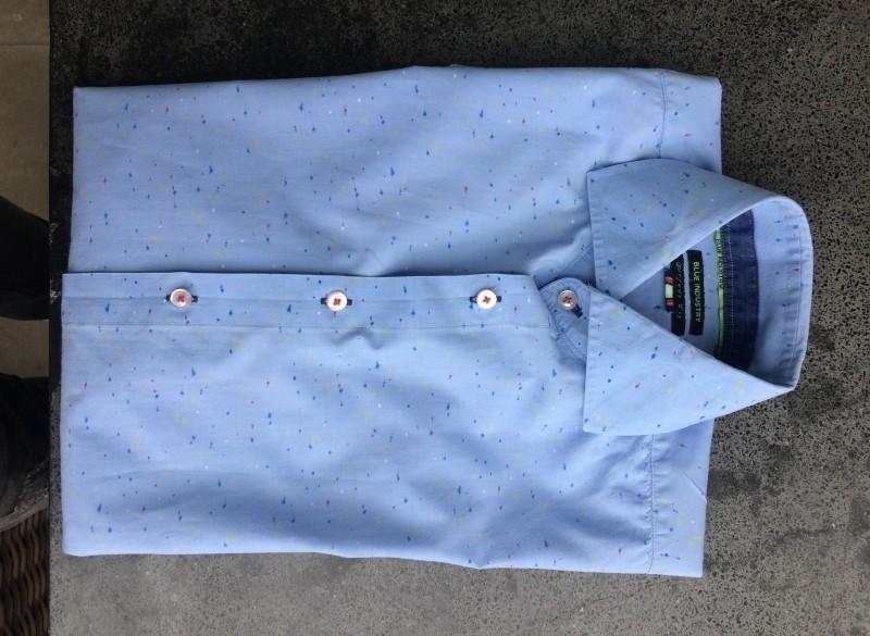 Overhemd van Blue Industries