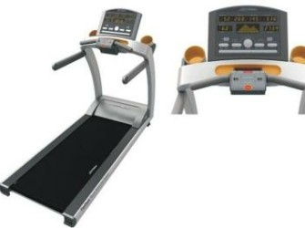 Super aktie op Life Fitness T55 loopband!