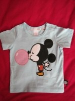 Mickey Mouse t-shirtje