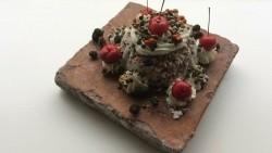 Vogelvoertaarten en -cupcakes