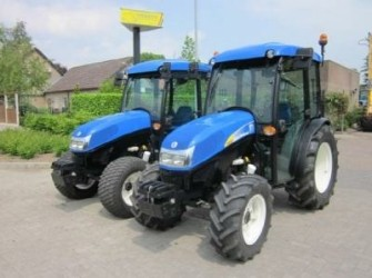 New Holland T3040, cab+airco, 2010, low hours!!