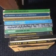 Diverse Havank titels te koop (verzamelaars!)