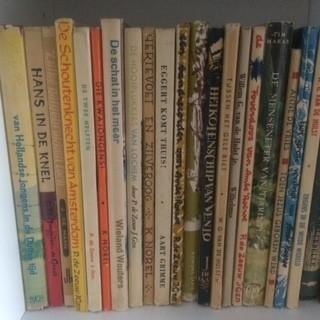 ca. 60 kinderboeken te koop
