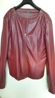 Dames leatherlook jasjes