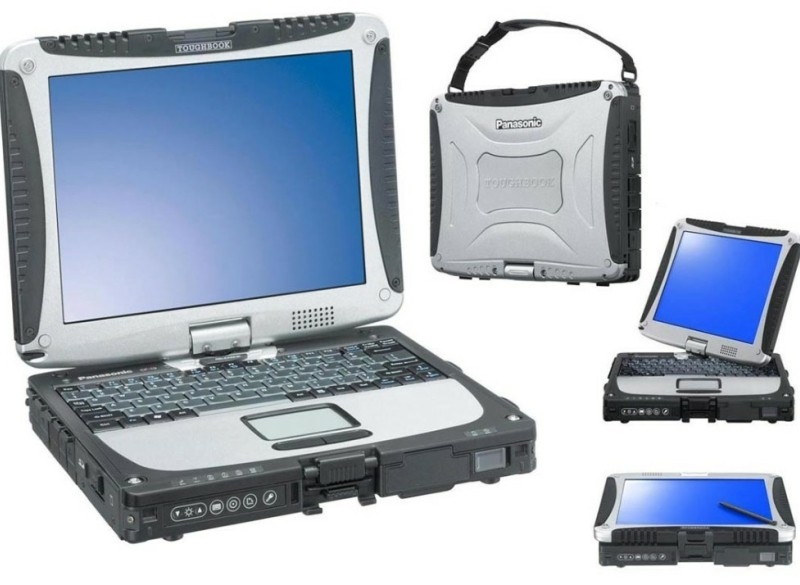 Panasonic Toughbook CF-19 MK1 1,06Ghz 3GB 160GB