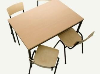 Kantoor & Kantine tafels.