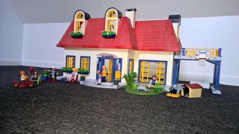 Het grote huis Set 3965.