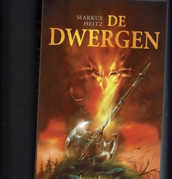 De dwergen deel 1 - Markus Heitz.